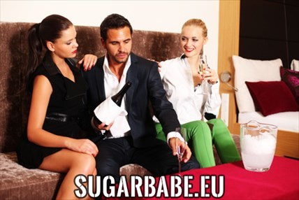 Sugardaddy und Sugarbaby